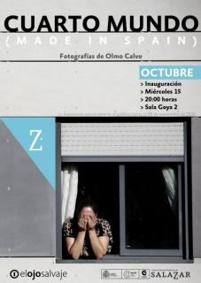 Olmo Calvo, Cuarto mundo (made in Spain)