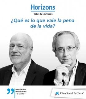 Dr. Bonaventura Clotet  y Han Nefkens