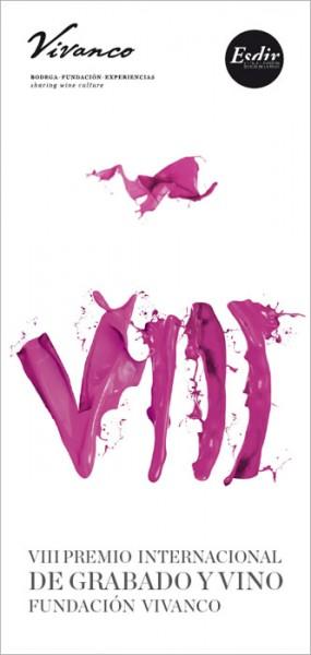 VIII Premio Internacional de Grabado y Vino Fundación Vivanco
