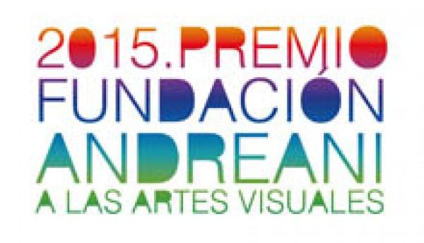 Premio Fundación Andreani a las Artes Visuales 2015