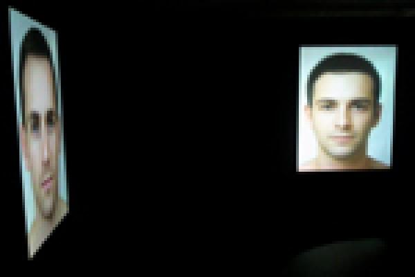 Pascal Loubet en la Colección D.O.P. (Videos en Sala 1)