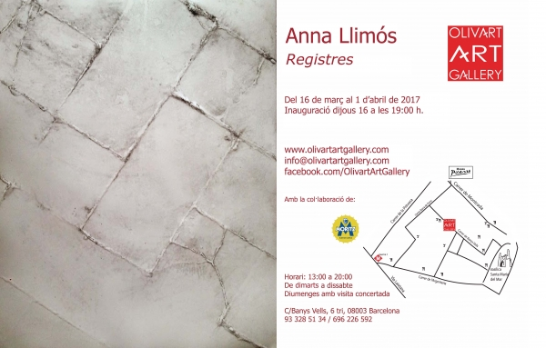 Anna Llimós. Registres