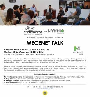 MECENET Talk