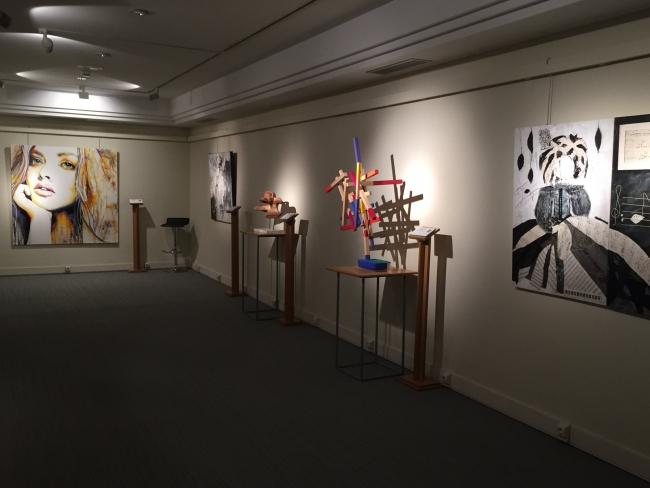 Concurso de Artes Plásticas del Museo Tiflológico – Cortesía del Museo Tiflológico