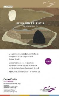 Benjamín Palencia. De principio a fin