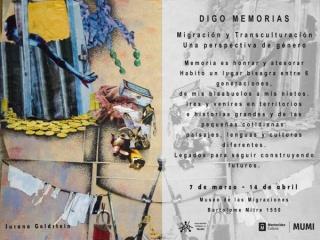 DIGO MEMORIAS