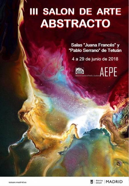 III Salón de Arte Abstracto de la AEPE