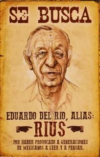 Queremos tanto a Rius — Cortesía del Museo del Estanquillo