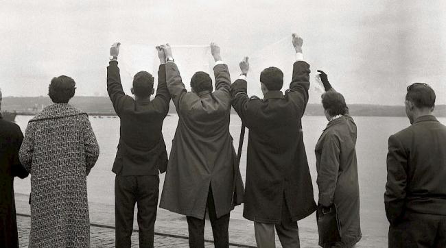 The farewells photographs