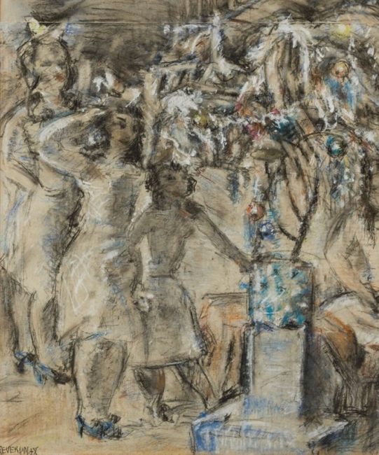 Abstract & Figurative Art from Venezuelan Artists of the 20th Century