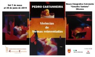 "Cartel exposición ""Vivências de formas reinventadas"""