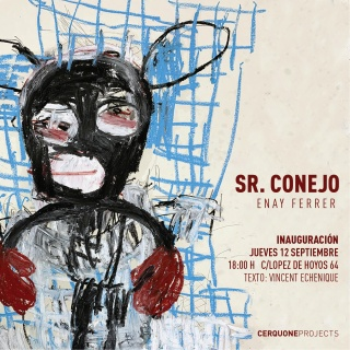 Enay Ferrer. Sr. Conejo