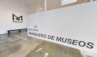 Huaquero de Museos