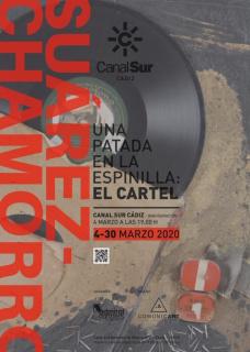 Cartel de la Exposición Canal Sur Cádiz