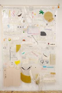 Magda Arnaud. El gran diario — Cortesía de Galería Nueva