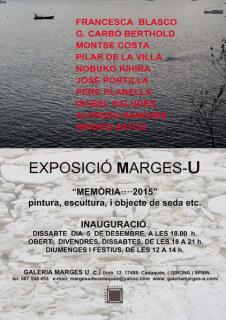 MargesU exposición