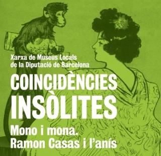 Mono i mona. Ramon Casas i l´anís