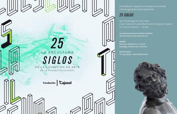 25 siglos, la escultura en la Colección de Arte de la Fundación Cajasol