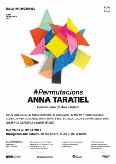 Anna Taratiel, #Permutacions