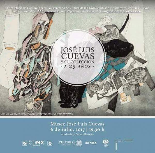 Cortesía del Museo José Luis Cuevas