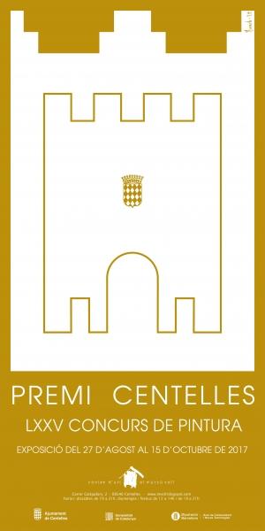 Premi Centelles. LXXV Concurs de Pintura