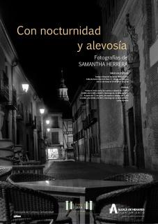 Cartel Alcalá