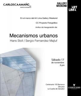 Mecanismos urbanos