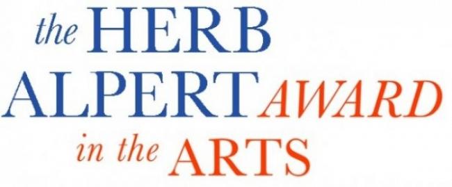 Herb Alpert Award In The Arts 2019, Premio, Instalación