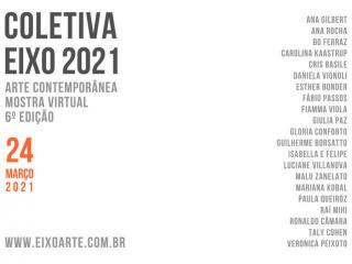 1a coletiva EIXO 2021
