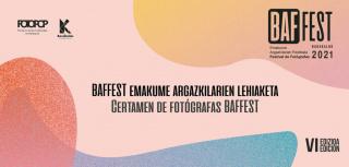 Certamen de Fotógrafas Baffest 2021