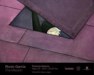 Rocío García: The Mission
