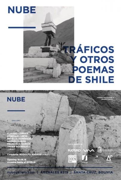 Tráficos y otros poemas de Shile