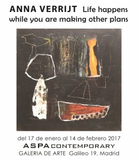 Anna Verrijt , Life happens while you are making other plans