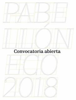Pabellón Eco 2018