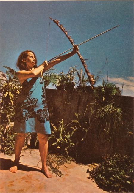 Anna Bella Geiger. Brasil nativo / Brasil alieni?gena, 1976-77. Cortesía de Galería Aural