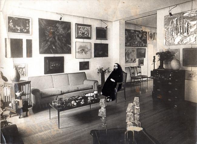 Anna Bella Geiger. Arte e Decoração, 1975. Cortesía de Henrique Faria Fine Art