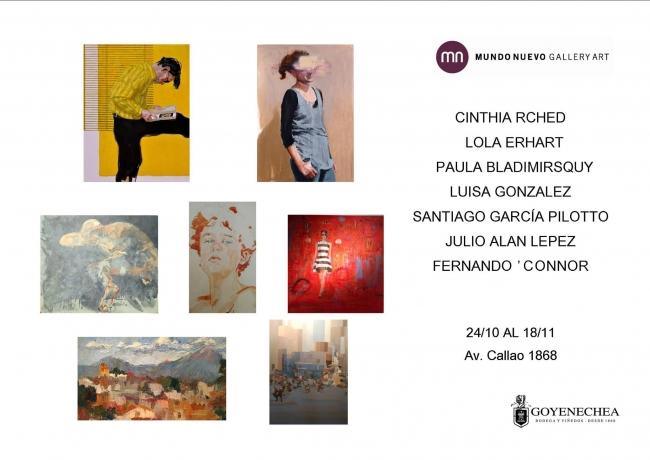 ARTISTAS DE LA GALERÍA