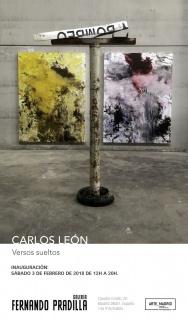 Carlos León. Versos sueltos