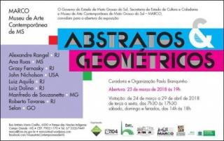 ABSTRATOS E GEOMÉTRICOS