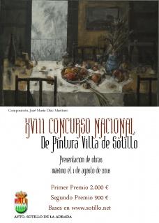 XVIII Concurso Nacional de Pintura