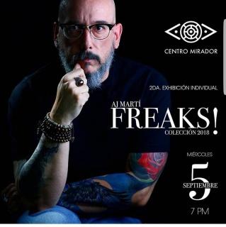 Freaks: Colección 2018