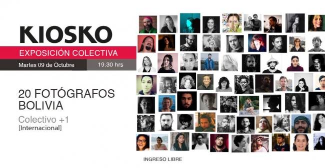 20 Fotógrafos Bolivia