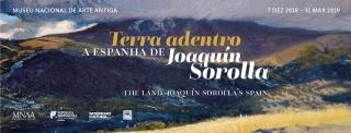 Cartel Museo Portugal Exposición Tierra Adentro