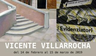 Vicente Villarrocha. Evidenziatori