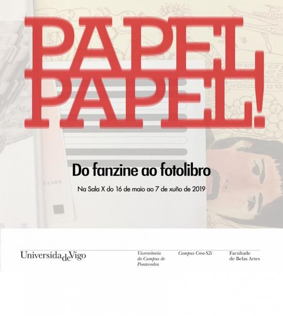 Papel, papel! Do fanzine ao fotolibro