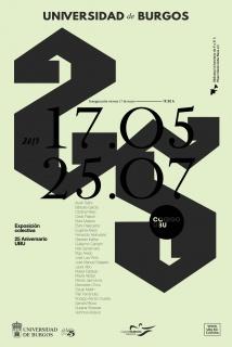 25 aniversario UBU