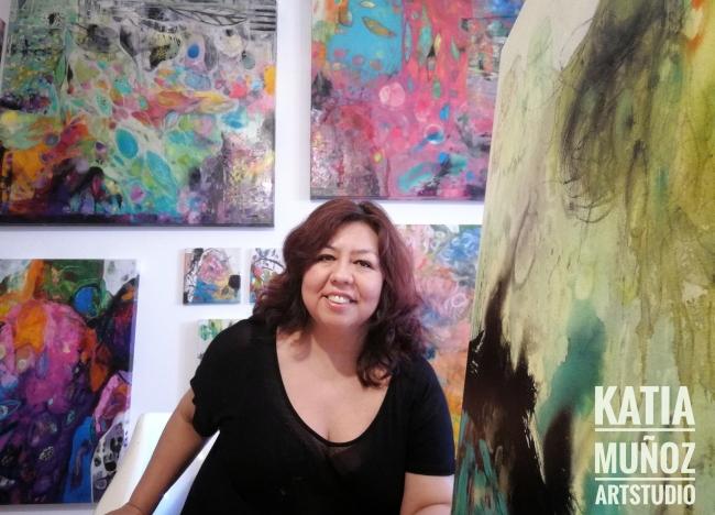 katia muñoz artista