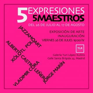 5 Expresiones