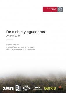 Andrea Glez. De niebla y aguaceros