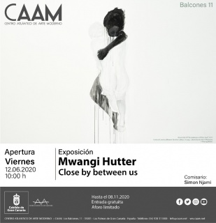 Mwangi Hutter. Close by between us